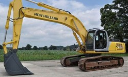 New Holland E385